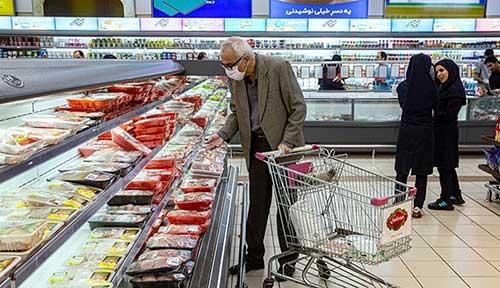 کاهش چشمگیر مصرف گوشت، لبنیات و برنج