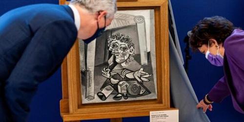 اهدای تابلوی «پیکاسو» در ازای مالیات بر ارث