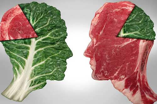 با نخوردن گوشت، شاهد ۱۰ اتفاق در بدنتان باشید
