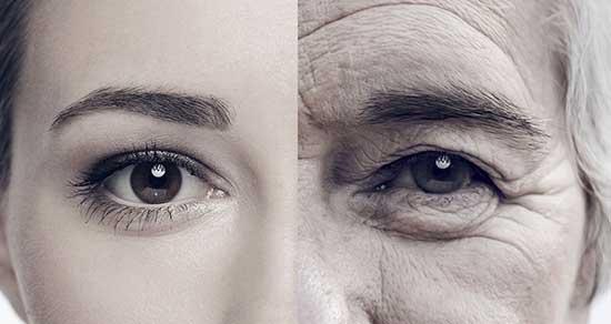 اگر این ۹ نشانه را دارید، یعنی زودتر پیر میشوید