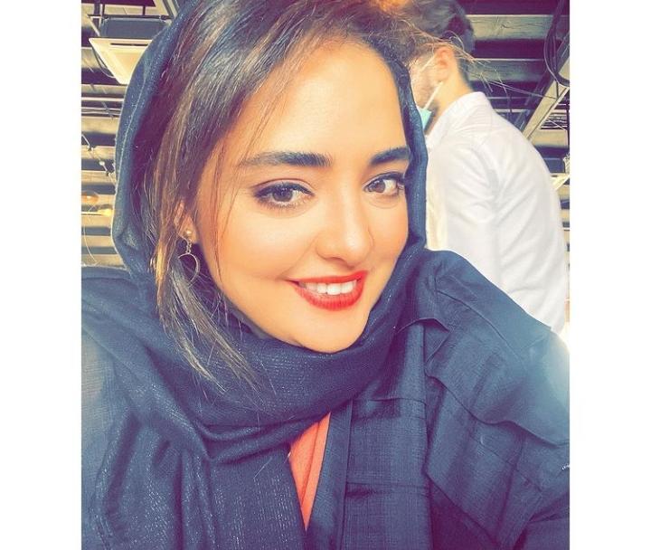 حال خوش این روزهای نرگس محمدی + عکس