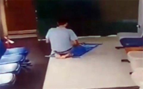 مرگ ناگهانی جوان مصری در هنگام نماز