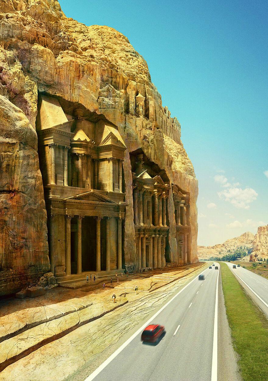 ۱۰ بنای تاریخی و اسطورهای معروف اگر تا عصر ما باقی میماندند