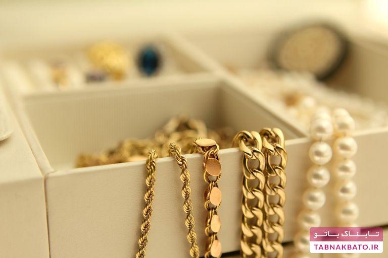 روشهای خانگی نگهداری از جواهرات