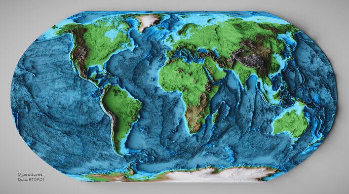 نقشه و نمودارهایی که مختصر و مفید اطلاعات ارزشمندی به ما میدهند