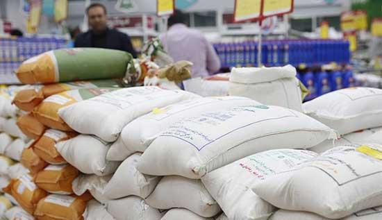مردم برنج خارجی را «پیمانهای» میخرند!