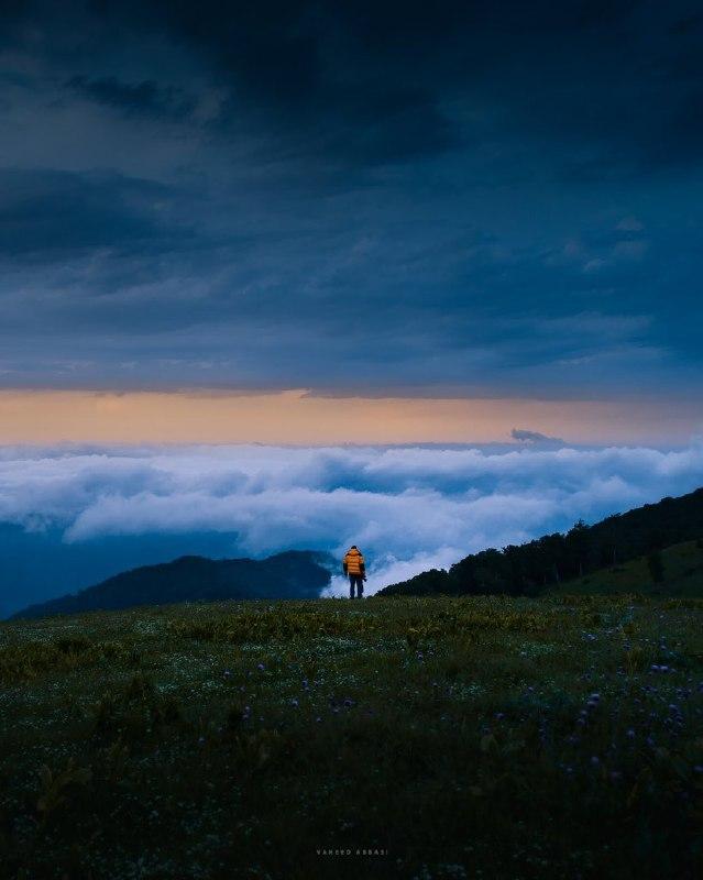 ارتفاعات رویایی گیلان + عکس