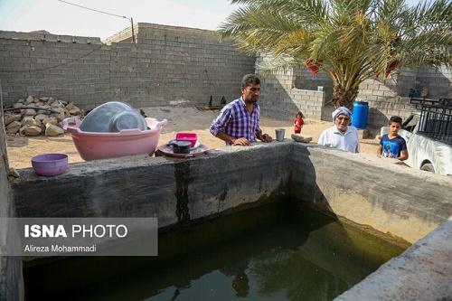 ۶۵۱ روستای خوزستان فاقد لولهکشی آب