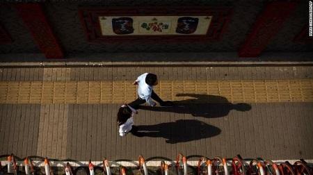 چینیها بلندتر شدن متوسط قد خود را جشن گرفتند