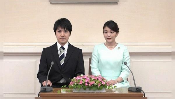 تنها راه ازدواج شاهزاده ژاپنی با یک غیرسلطنتی