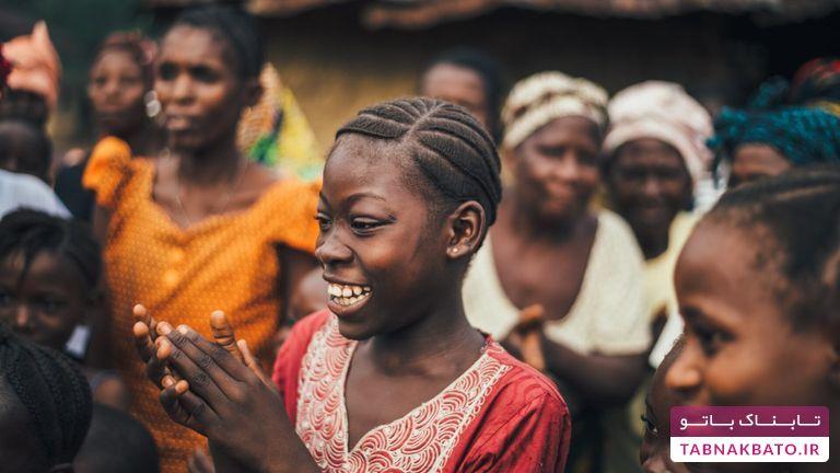تفاوت جنسیتی عجیب در یک قبیله آفریقایی