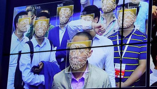 بازداشت خلافکاران با عینک جدید پلیس چین+عکس