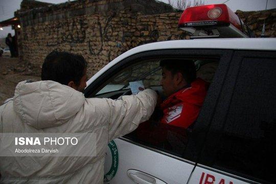 روستای «کهنگان» در نزدیکی محل سقوط هواپیما +تصاویر