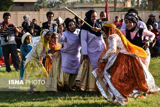 جشواره بازی های محلی دالکی «بوشهر»