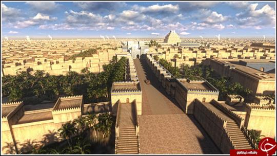 کشف رمز و رازهایی جالب از لوح ۳۷۰۰ ساله +تصاویر