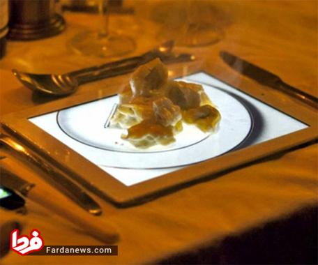 عجیبترین شیوههای سرو غذا در رستورانها