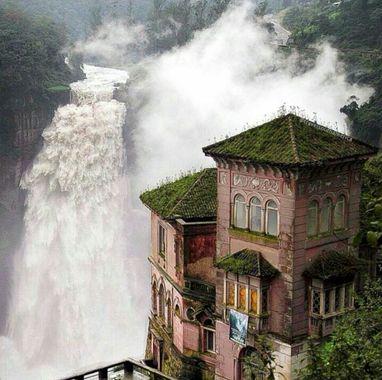 هتل متروکه کلمبیا
