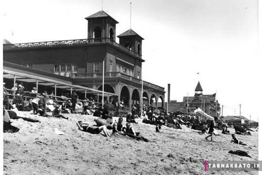 سانتا مونيكا ، كاليفرنيا – 1901