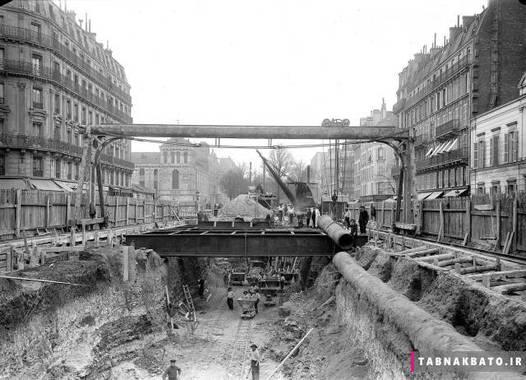پاریس، فرانسه – 1902
