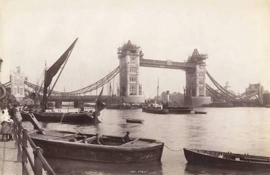 لندن، انگلستان – 1893