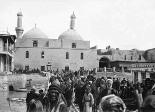 بغداد، عراق – 1909
