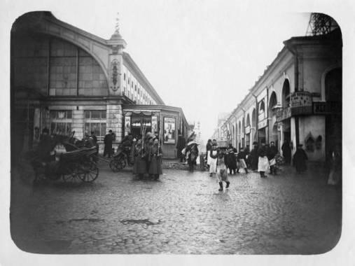 سن پترزبورگ، روسیه – 1905