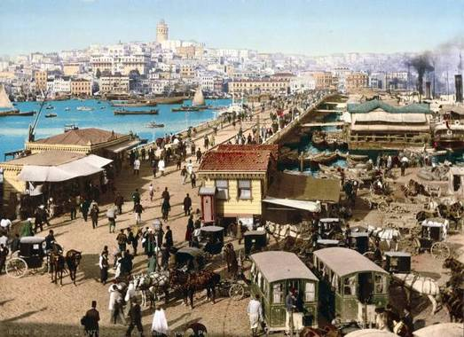 استانبول، تركيه– ما بين سال 1890 و1900