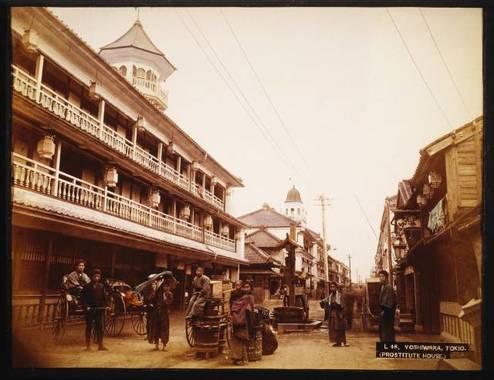 توكيو، ژاپن – 1880