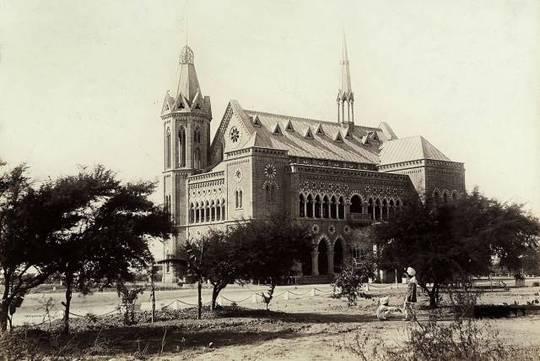 كراچی، پاکستان – 1890
