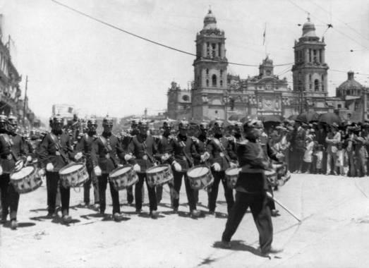 مكزیكو سيتی، مکزیک – 1905