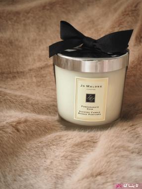 شمع عطری از جومالون ۴۷۰ دلار
