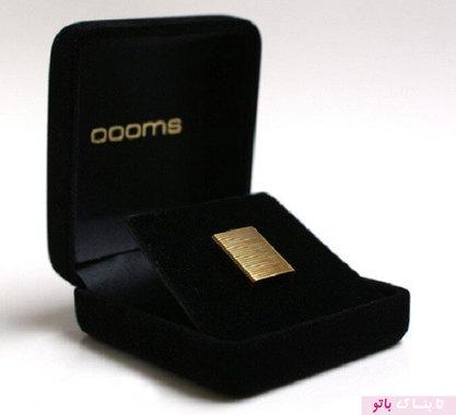 سنجاق طلایی ۲۸۰ دلار