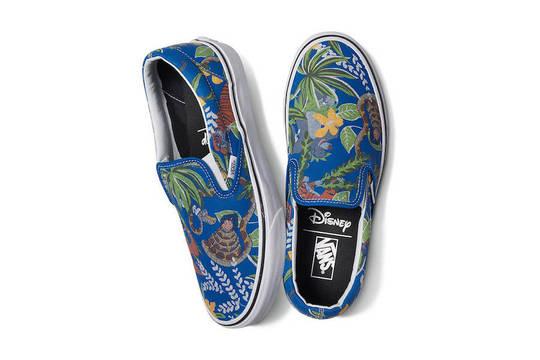 کلکسیون کفش های طرح دیزنی کمپانی Vans x