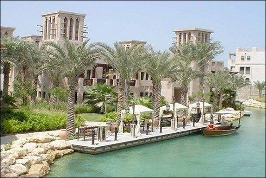 بادگیرهای یزد در دوبی!