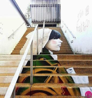 فرانسه _.Morlaix, France