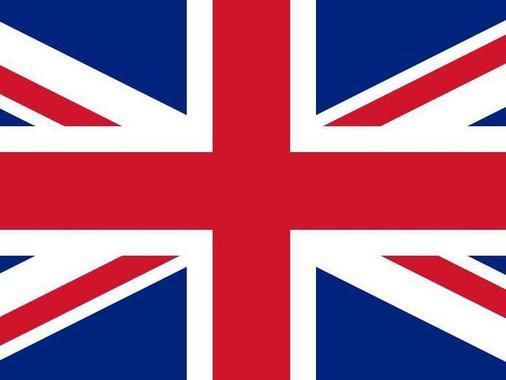 پرچم پادشاهی متحده یک زمینه آبی دارد و از ترکیب سه پرچم تشکیل شده: صلیب سنت جرج انگلستان، صلیب سنت آندرو اسکاتلند، و صلیب سنت پاتریک ایرلند.