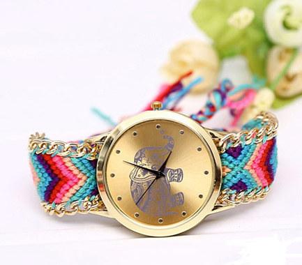 ساعت مچي شيك دخترانه