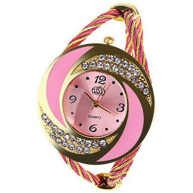 ساعت دخترانه با طرحي جديد