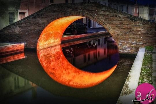 پل ماه ـ ایتالیا