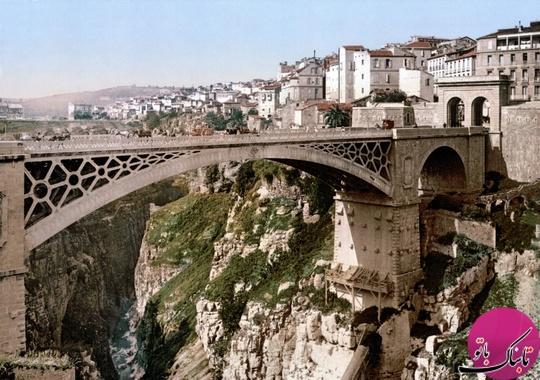 پل قستنطنیه ـ الجزایر
