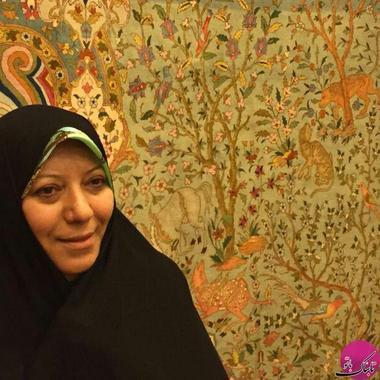 پروانه مافی، نماینده مردم تهران در مجلس
