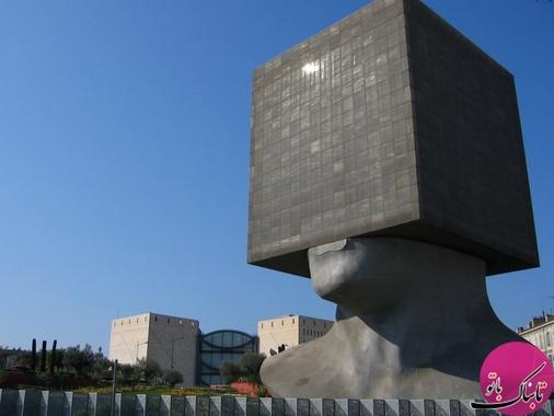 کتابخانه ای در فرانسه