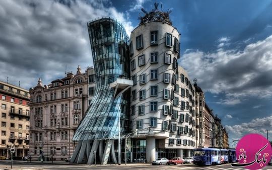 خانه رقصان،  پراگ،  چک