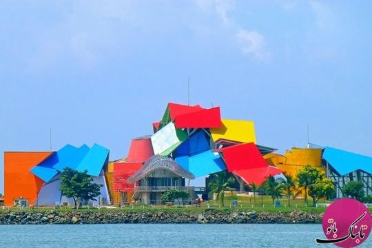 ساختمان Blomuseo، پاناما