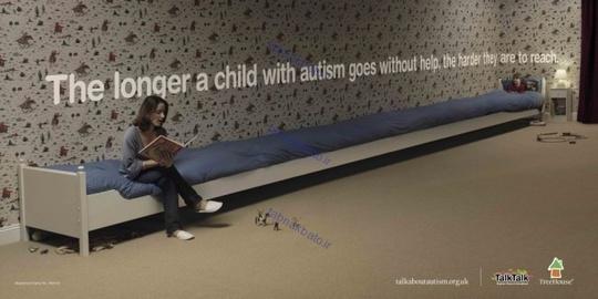 ضرورت تشخیص به موقع اوتیسم در کودکان مبتلا. هر چقدر دیرتر، درمان سخت تر.