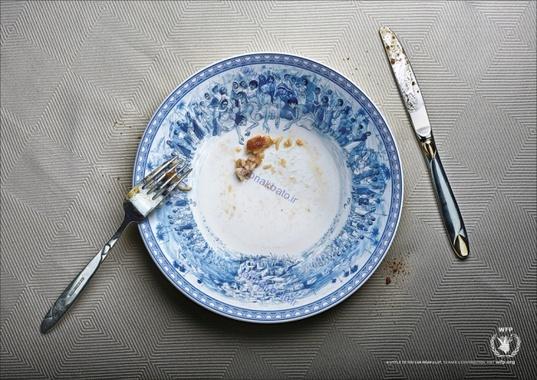 معضل کمبود غذا در جهان