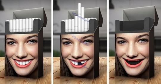 سیگار نکشید، خطر استعمال دخانیات و دودها