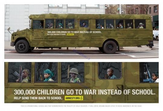 ۳۰۰ هزار کودک به جای مدرسه به جنگ می روند
