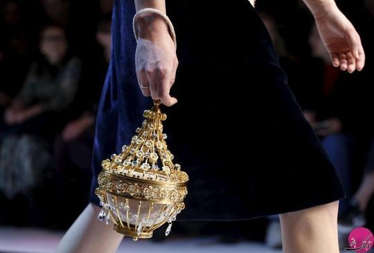برند لباس: دولچه گابانا (Dolce & Gabbana)، عکاس: Alessandro Garofalo ؛ هفته مد 2017 میلان ایتالیا