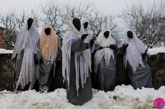 کارناوال ووکانی در مقدونیه